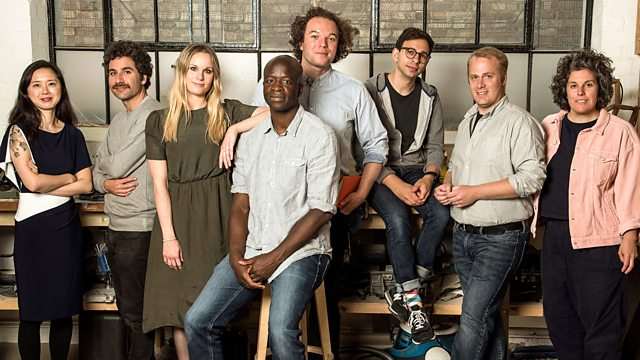 Eight Scientists and Engineers from BBC Two's The Big Life Fix